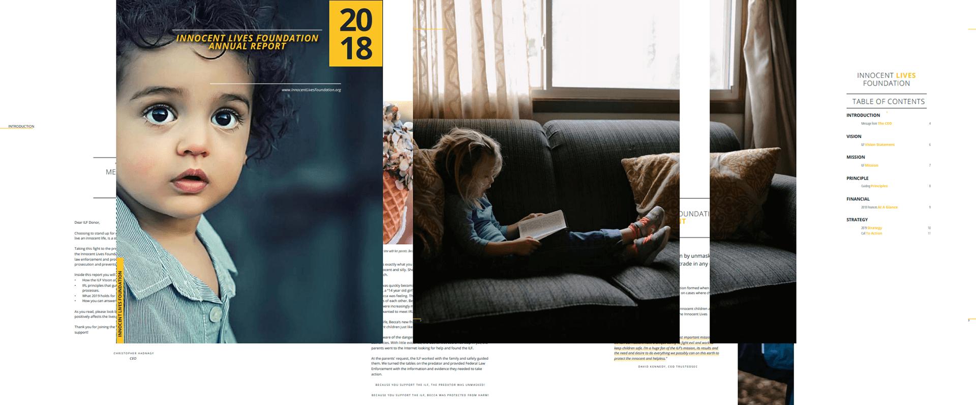 ILF's Inaugural Annual Report