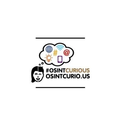 #OSINTCurious Logo