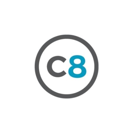 C8 Logo