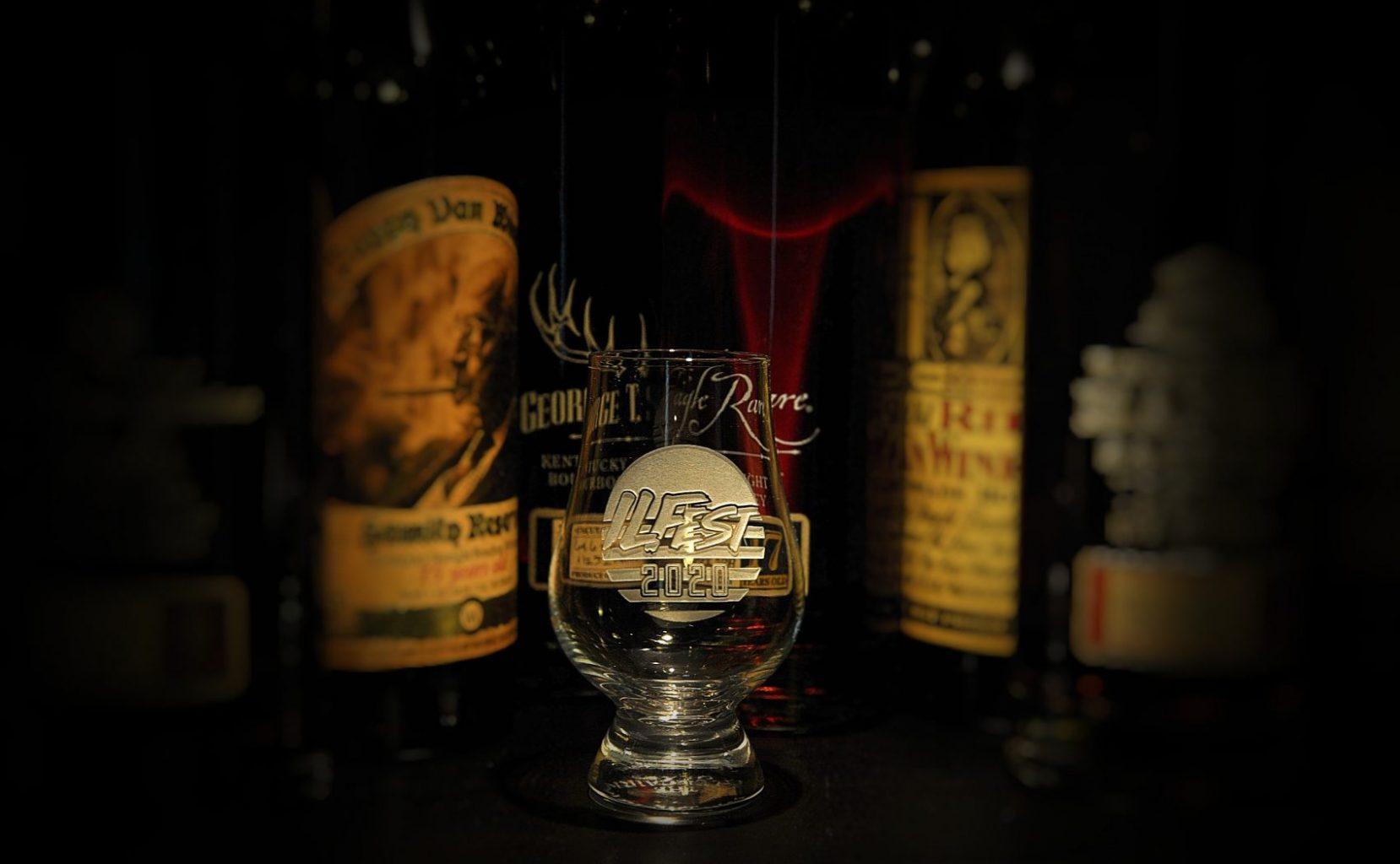 ILF Fest Glass for Raffle