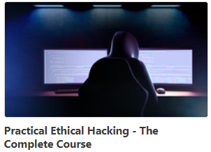Practical Ethical Hacking Course