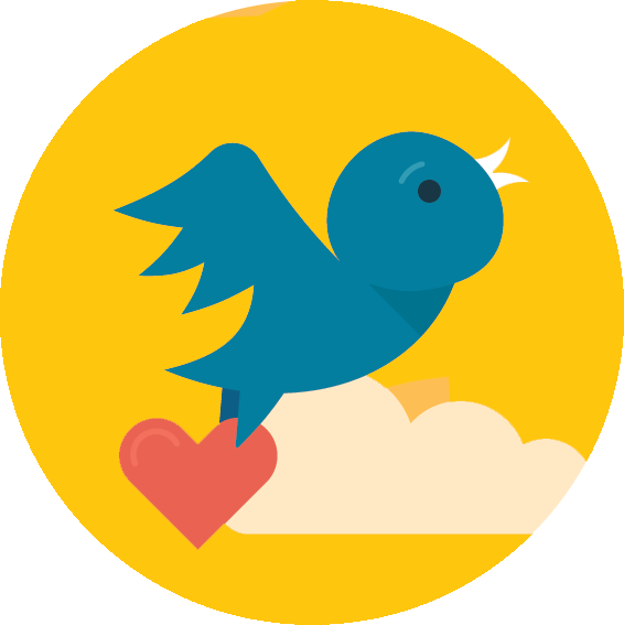 ILF Share Bird Icon