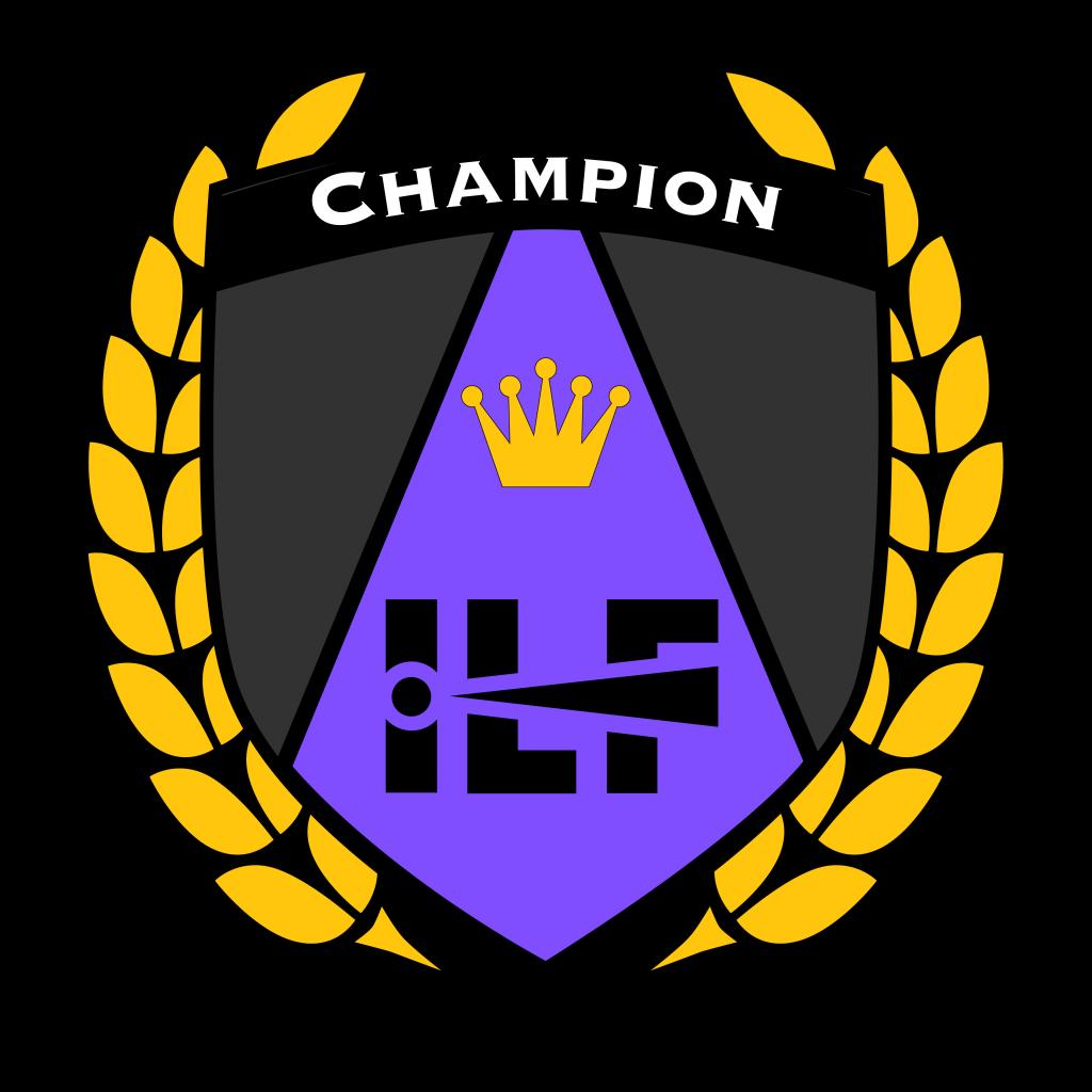 ILF Champion Logo