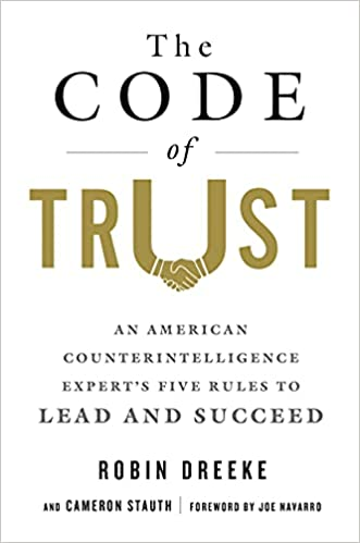 The Code of Trust Book Cover
