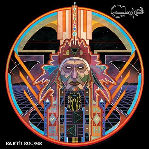 Earth Rocker Album Cover